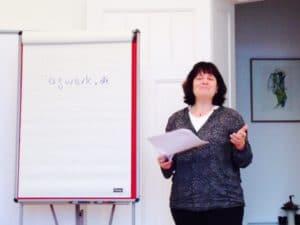 Gesprächsrunde mit Barbara Budrich @ Martin-Luther-Universität Halle-Wittenberg