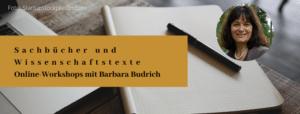 Online-Workshops für Autorinnen und Autoren
