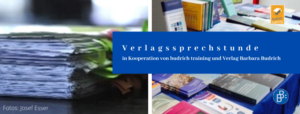 Verlagssprechstunde: Marketinggrundlagen @ online