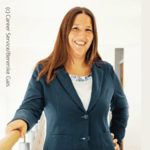 Isabelle Kremer, Career Service Universität Münster
