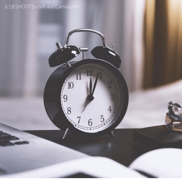 Zeitdruck wirkt negativ auf Kreativität und Produktivität